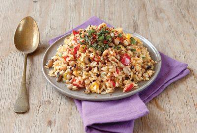 Kuru börülceli kepekli pirinç pilavı tarifi