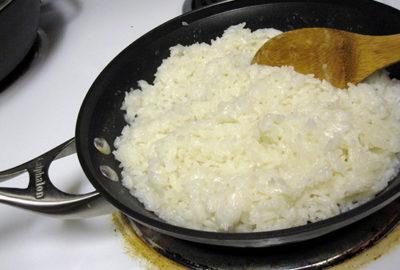 Haşlama Pirinç Pilavı
